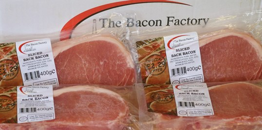 The Bacon Factory products
