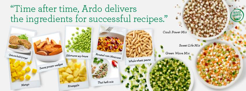 Ardo products