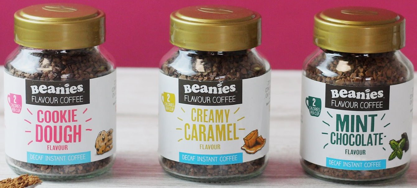 Beanies Flavour Coffee Banner