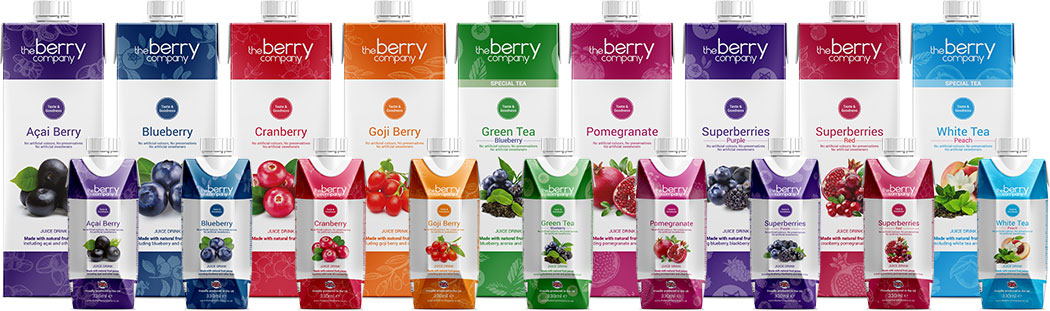 the berry company products