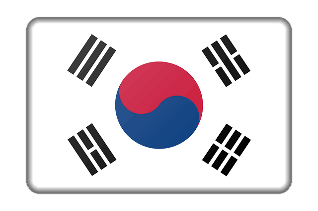 South Korea flag link