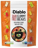 :Diablo Sugar Free Gummy Bears Sweets Image
