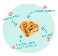 Lizi's Digestive Health Granola Promotion Image