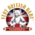 Very British Baby Logo