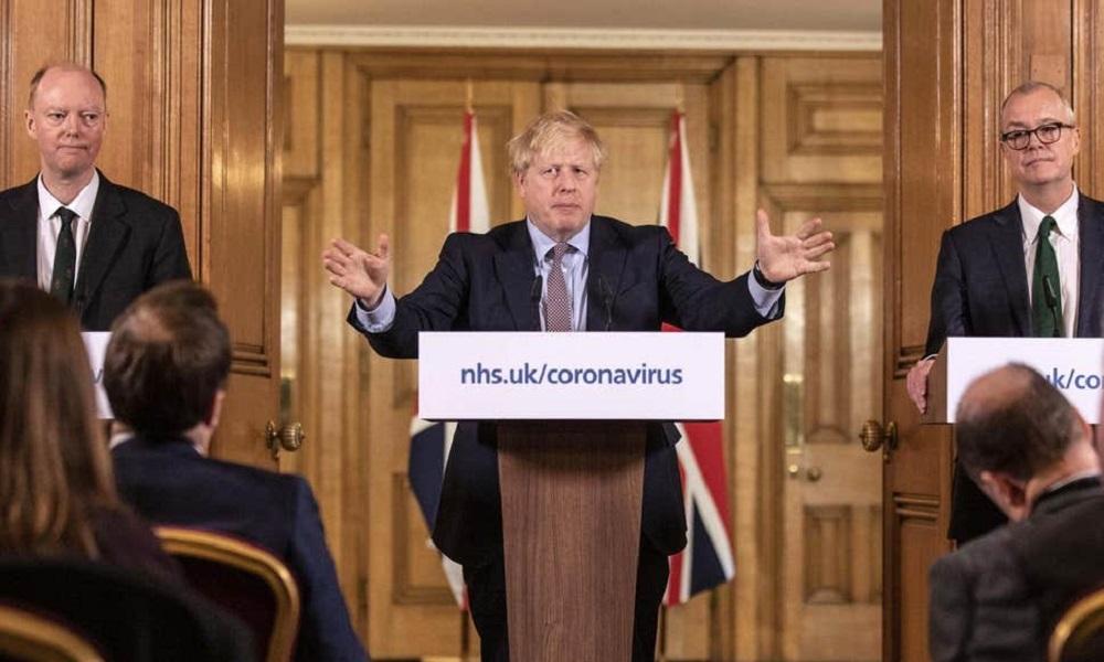 Covid-19 Government Advice Picture