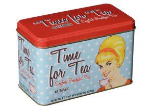 New English Tea Time For Tea