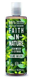 Faith In Nature Seaweed & Citrus Hand Wash