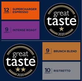 Cafepod Great Taste Awards