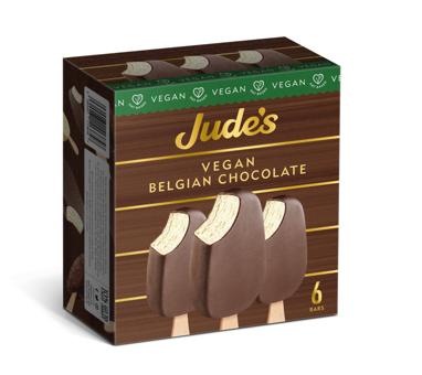 Judes Vegan Belgian Chocolate Minis