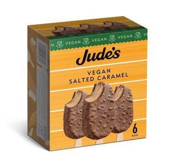 Judes Vegan Salted Caramel Minis