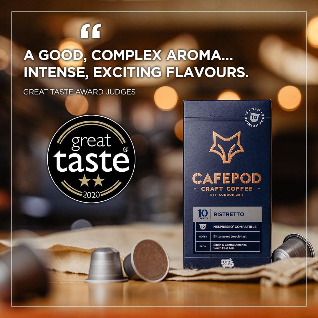 Ristretto Great Taste Award