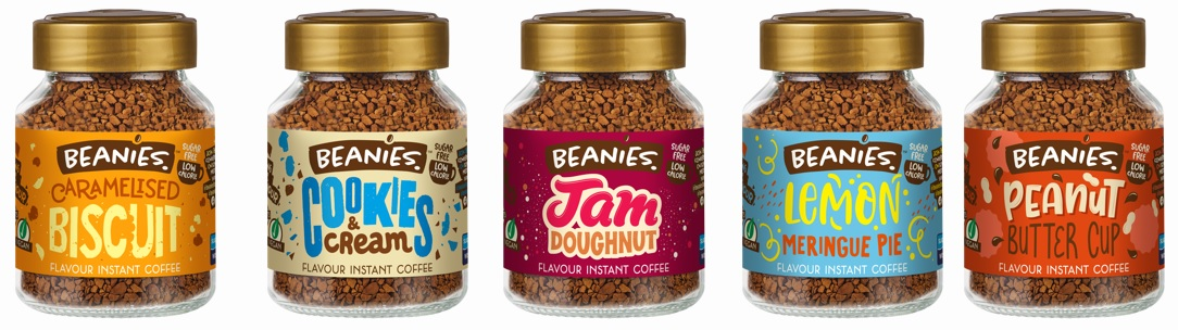 New beanies flavours in 2021