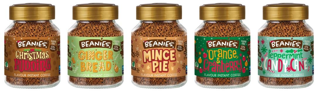 Beanies Season Christmas Range