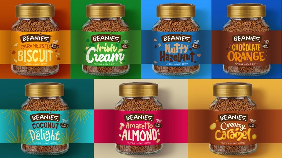 Rebranded Coffee Jars Image 1